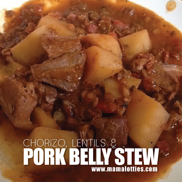how to cook pork meat stew