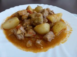 Fresh Tuna Stew