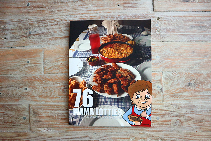 Mama Lotties Book 1 Cover image